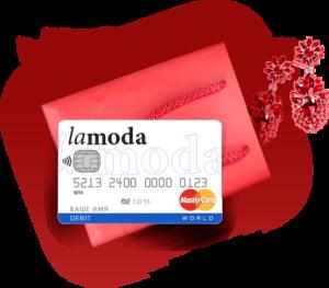 Как потратить баллы Lamoda с карты Тинькофф?