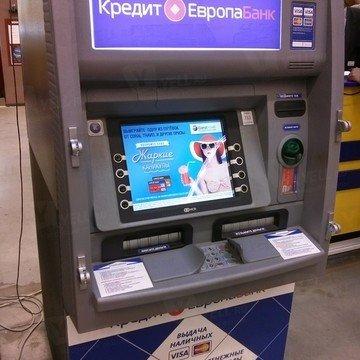 Банкомат Кредит Европа Банка