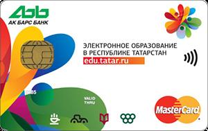 Школьная карта Ак Барс