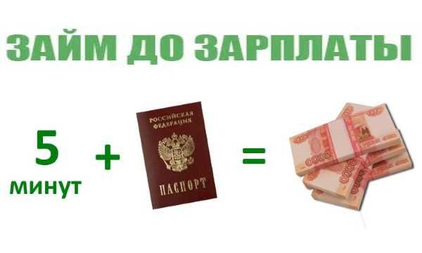 Займы на зарплатную карту любого банка